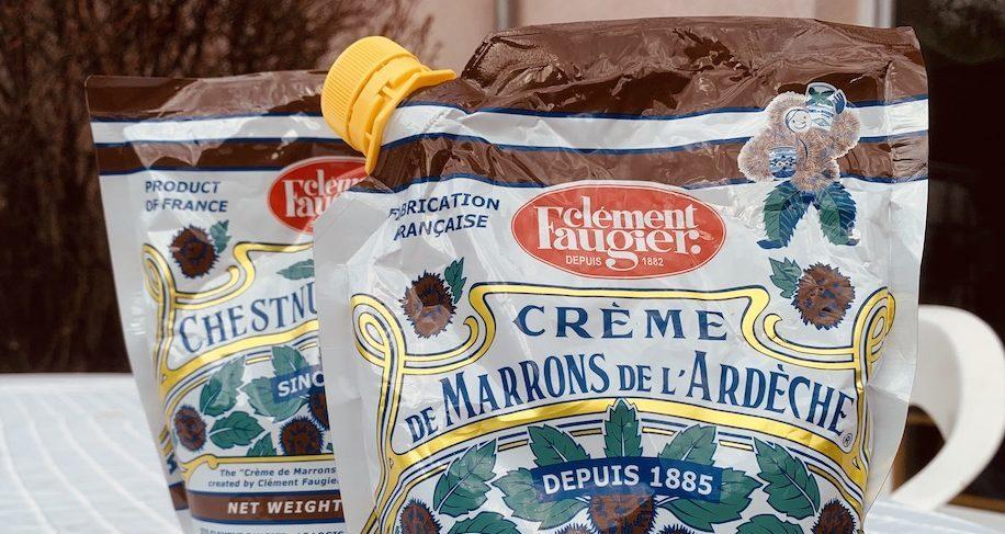 Le pot de crème de marron le plus écologique